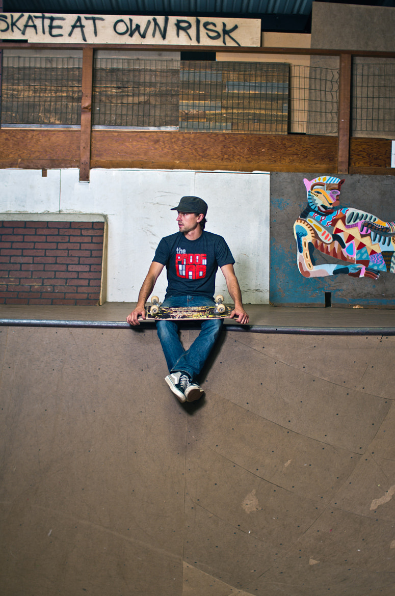 Photograph Skate at your own risk by Stian Rasmussen on 500px