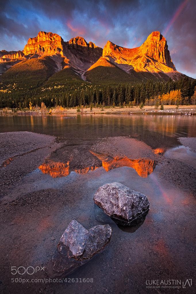 Photograph Haling Peak by Luke Austin on 500px