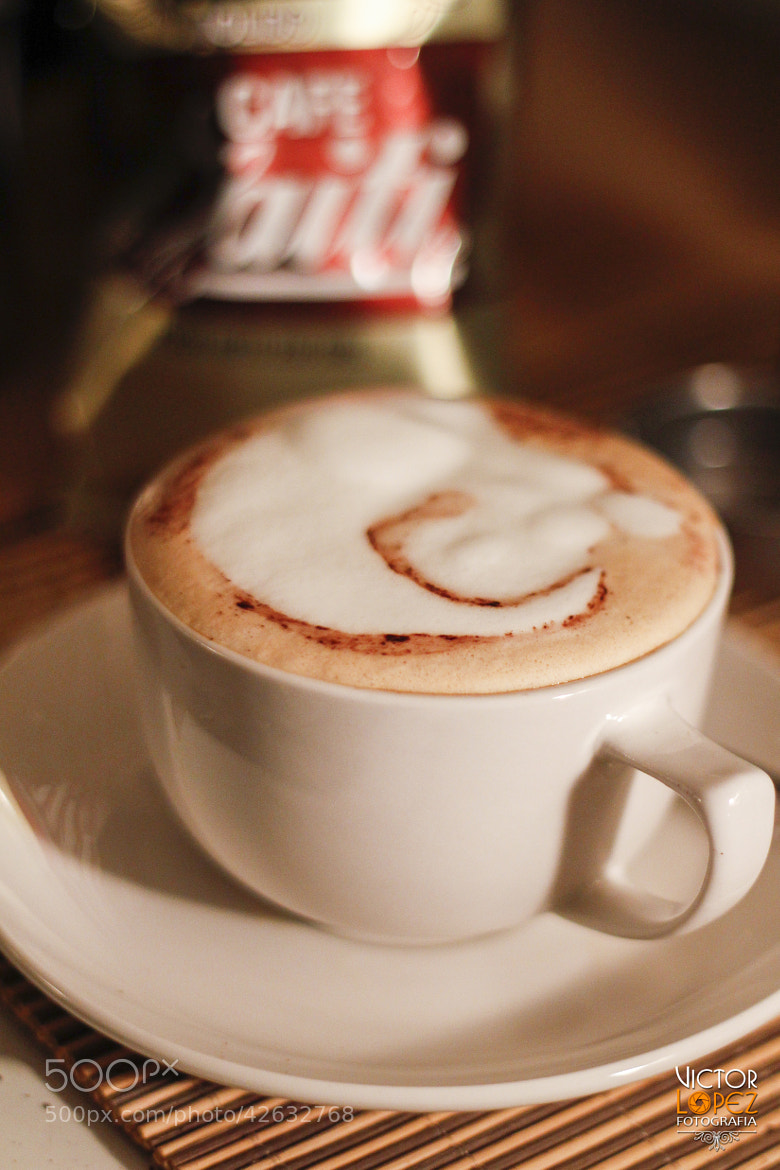 Photograph Capuccino by Victor Lopez on 500px