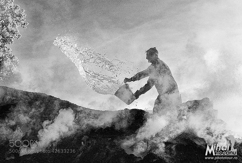 Photograph Coalmaker by Mihai Moiceanu on 500px