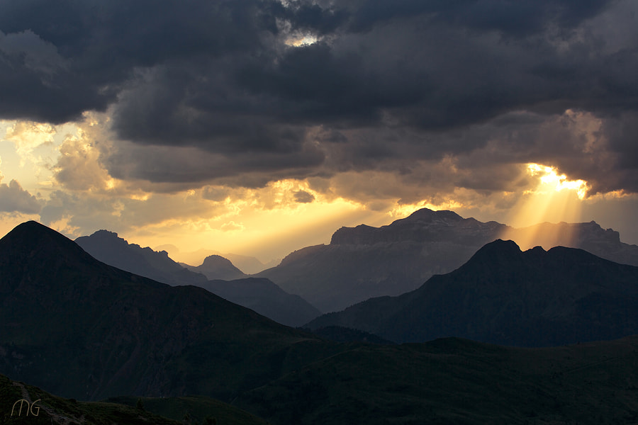 Photograph Dolomites-Visions Intimes #2 by Marina Garrido on 500px