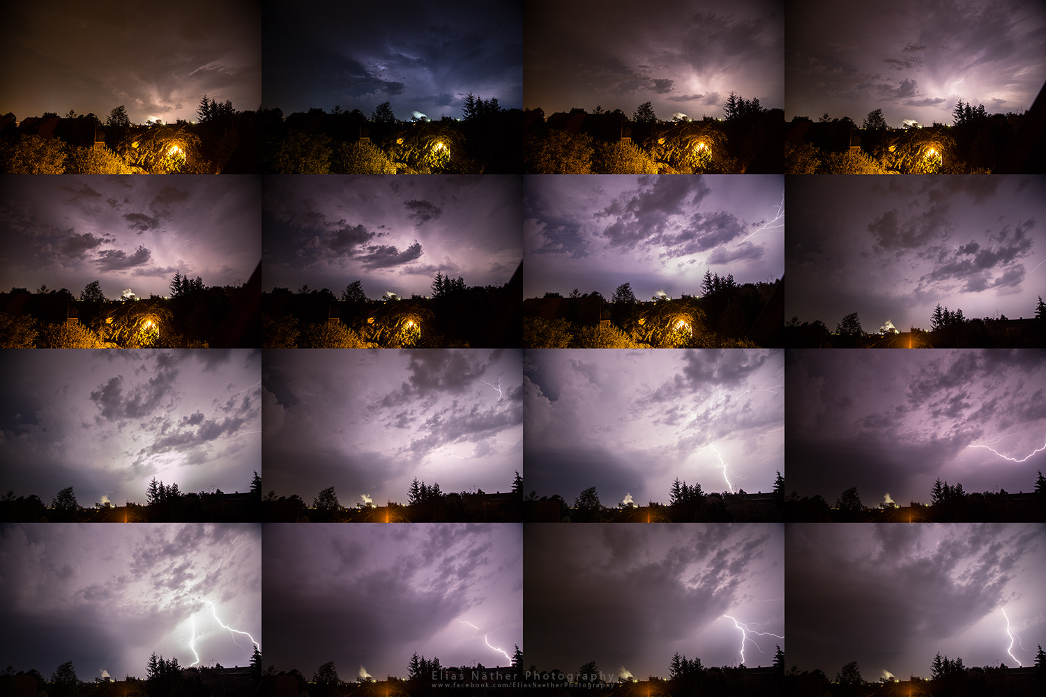 Photograph Thunder Collection by Elias Näther on 500px