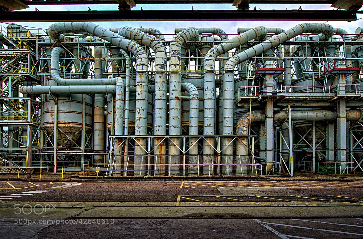Photograph Timber factory (URBEX) by Pawel Rozenek on 500px