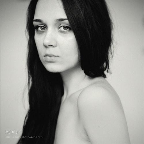 Photograph Giorgiana  by Andreea Chiru on 500px