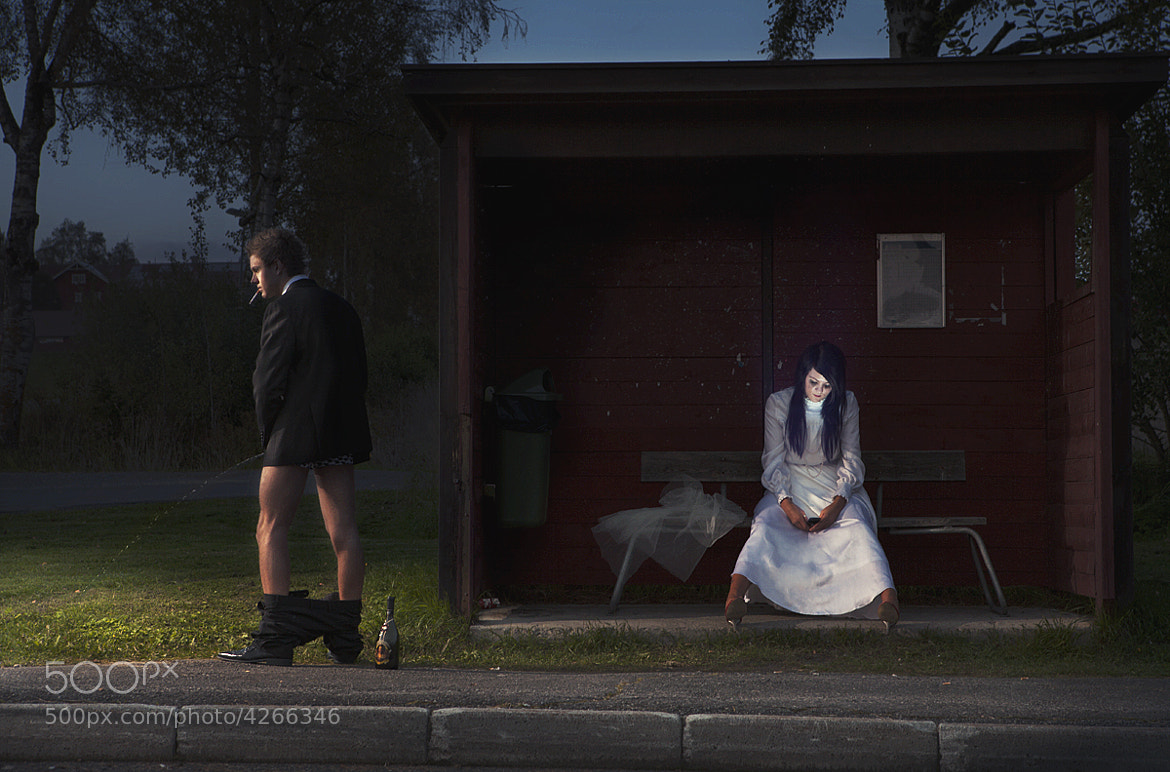 Photograph wedding night by tor simen ulstein  on 500px