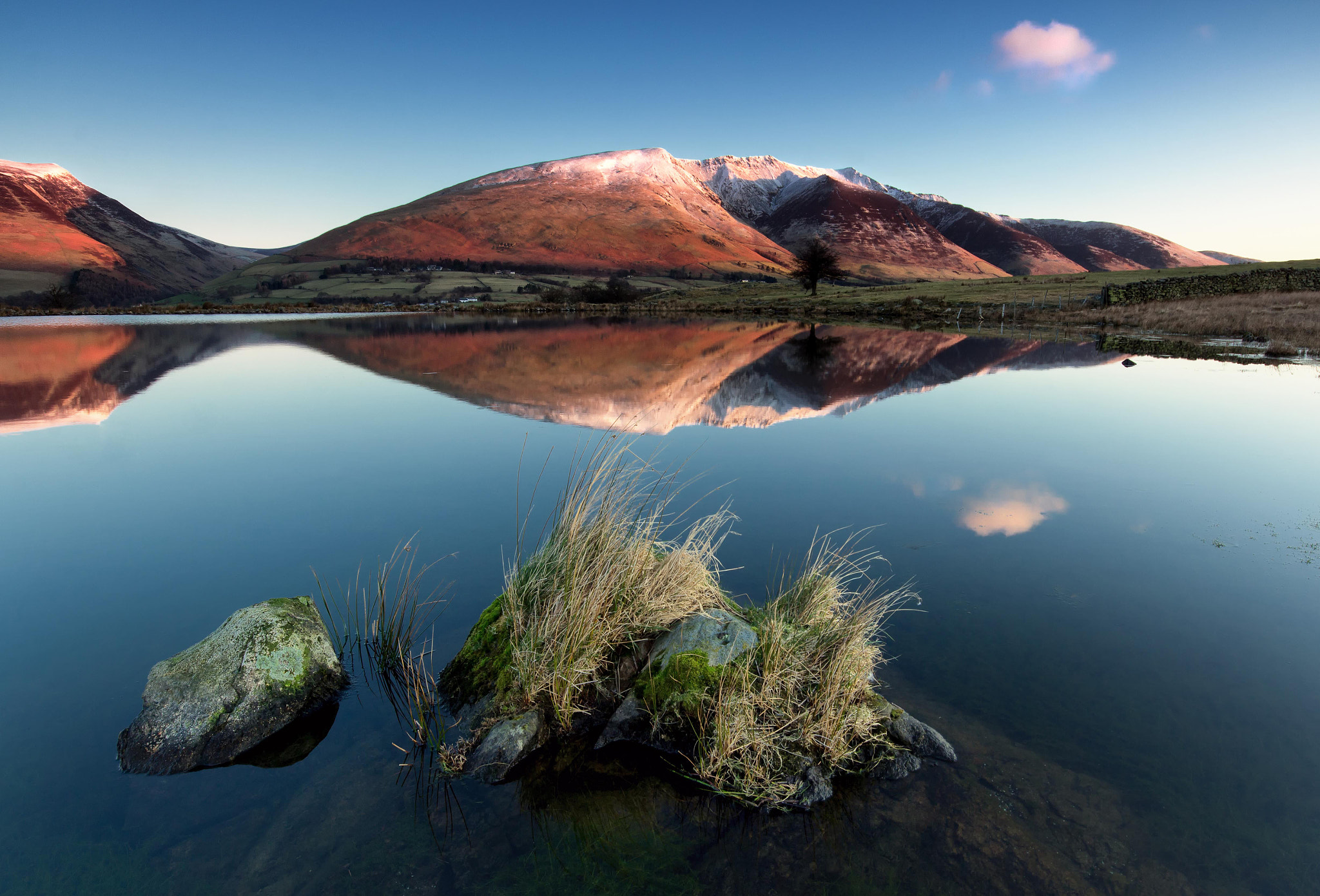Photograph Blencathra Reflection by Phil Buckle on 500px