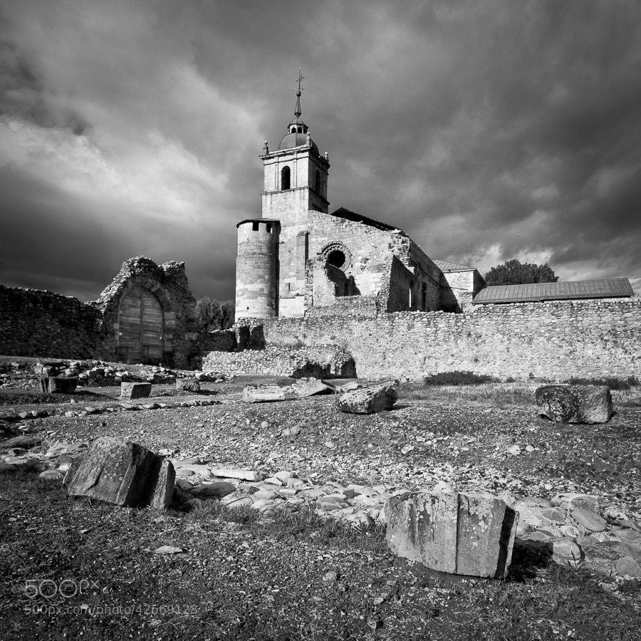 Photograph Monasterio de Carracedo by Jose Agudo on 500px