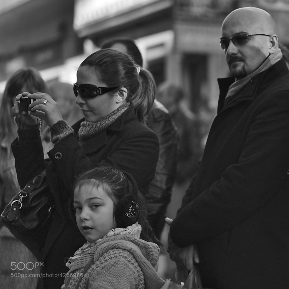 Photograph faces in a croud ... (7) by fatima salcedo on 500px