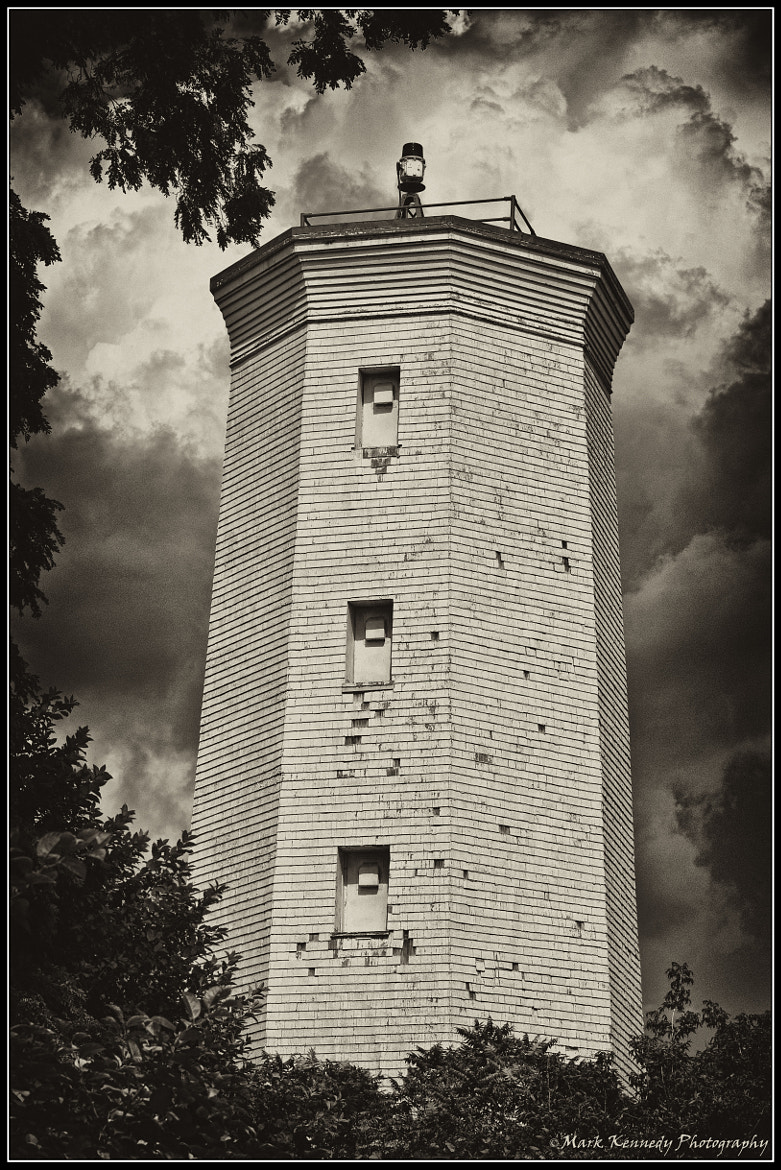 Photograph Aging Lighthouse by Mark Kennedy on 500px
