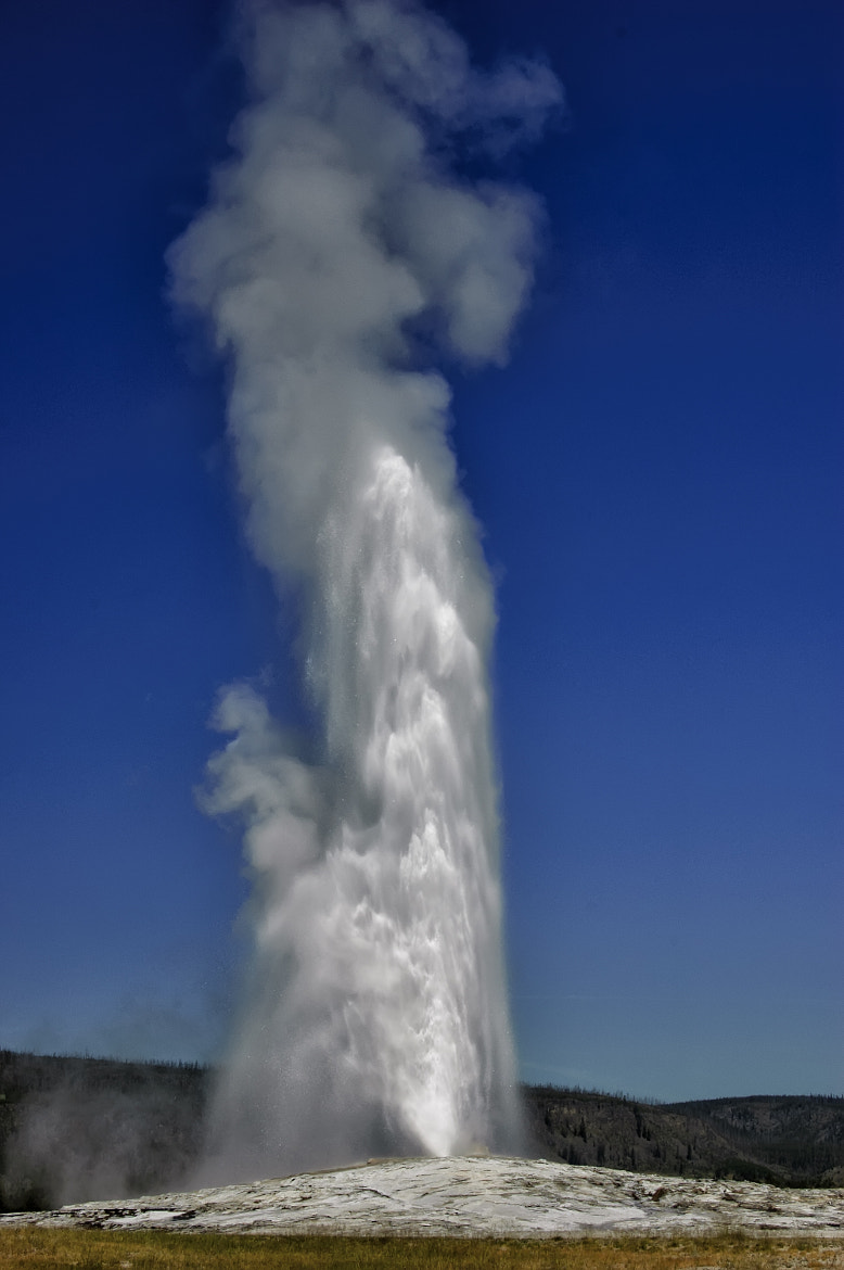 Photograph Old Faithful by Csilla Zelko on 500px