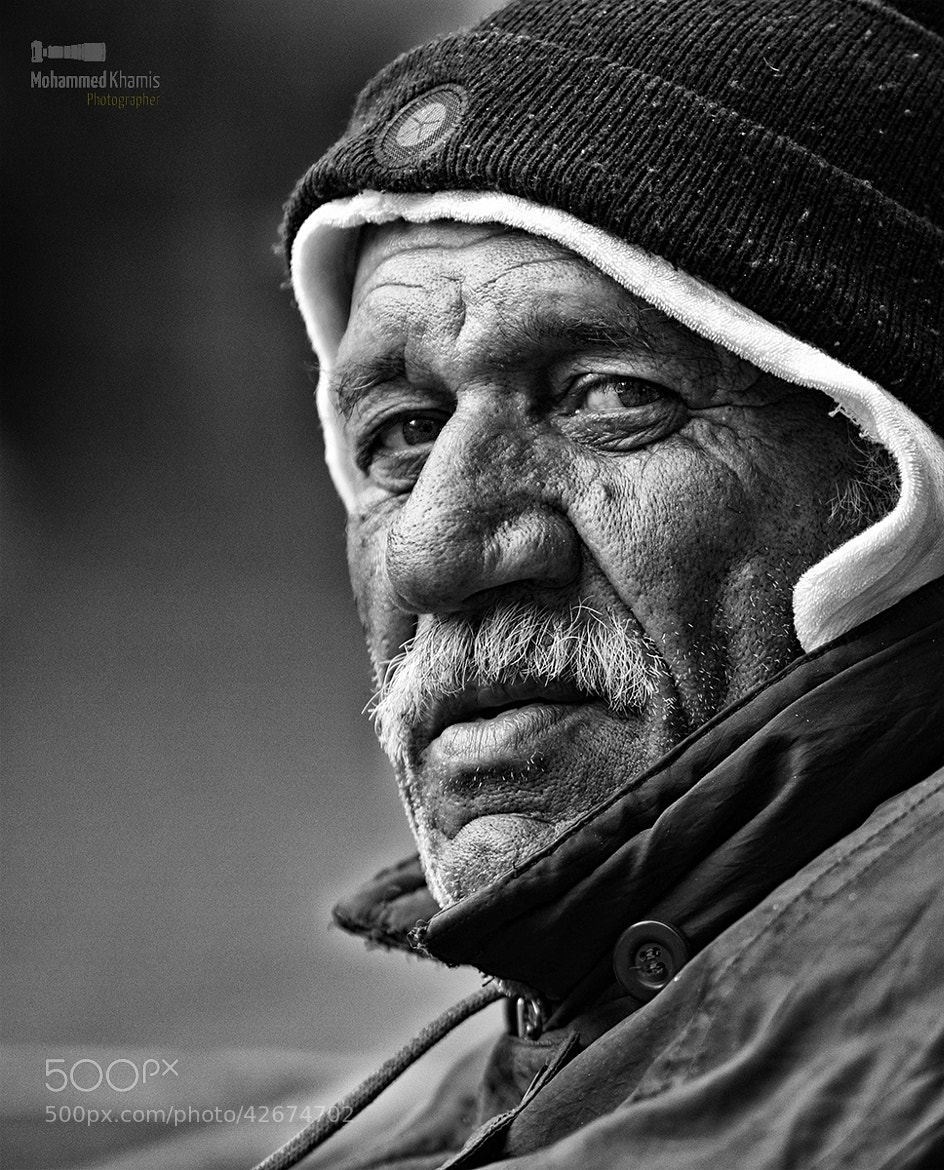 Photograph Portrait by MOHAMMED KHAMIS on 500px