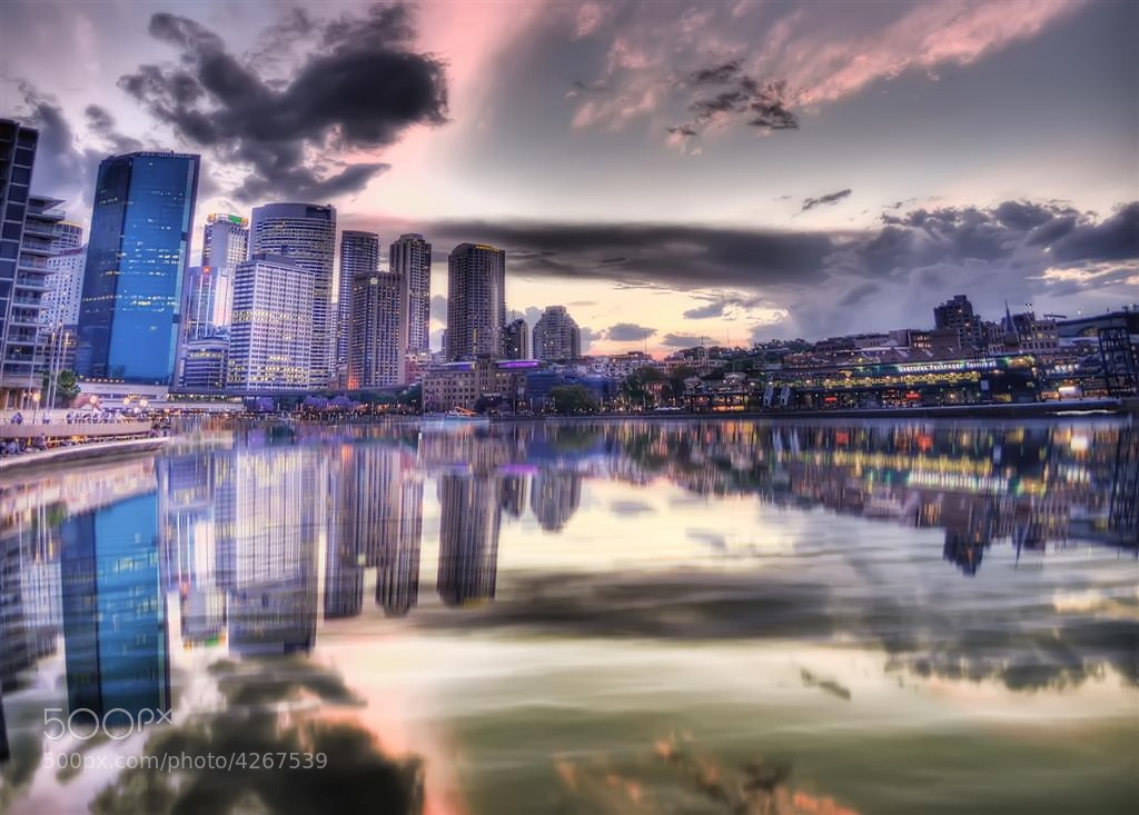 Photograph The Quay by Denz Bocasan on 500px