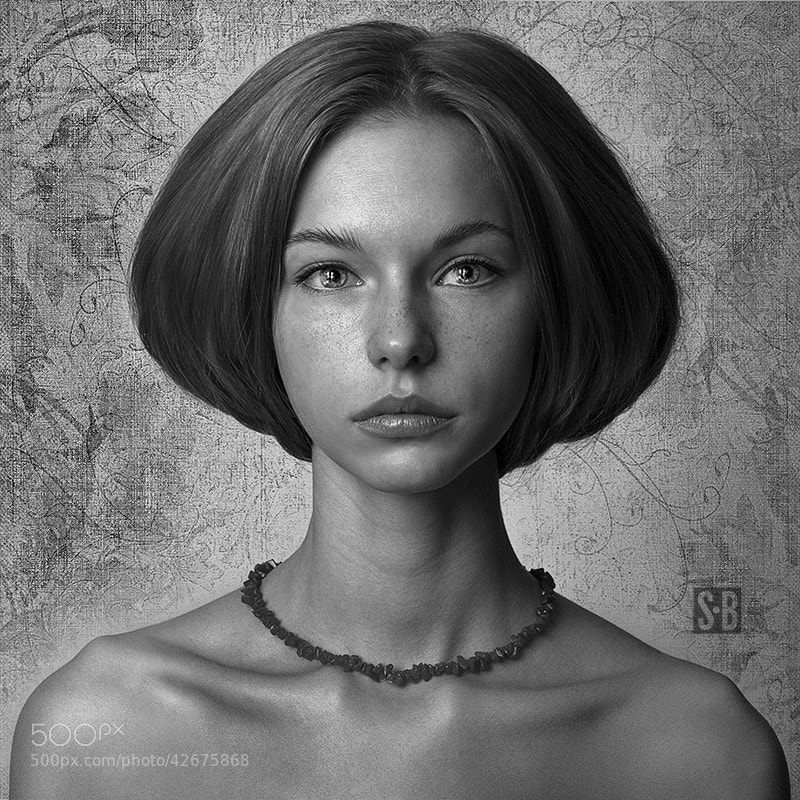 Photograph Alena by Sergey Betz on 500px