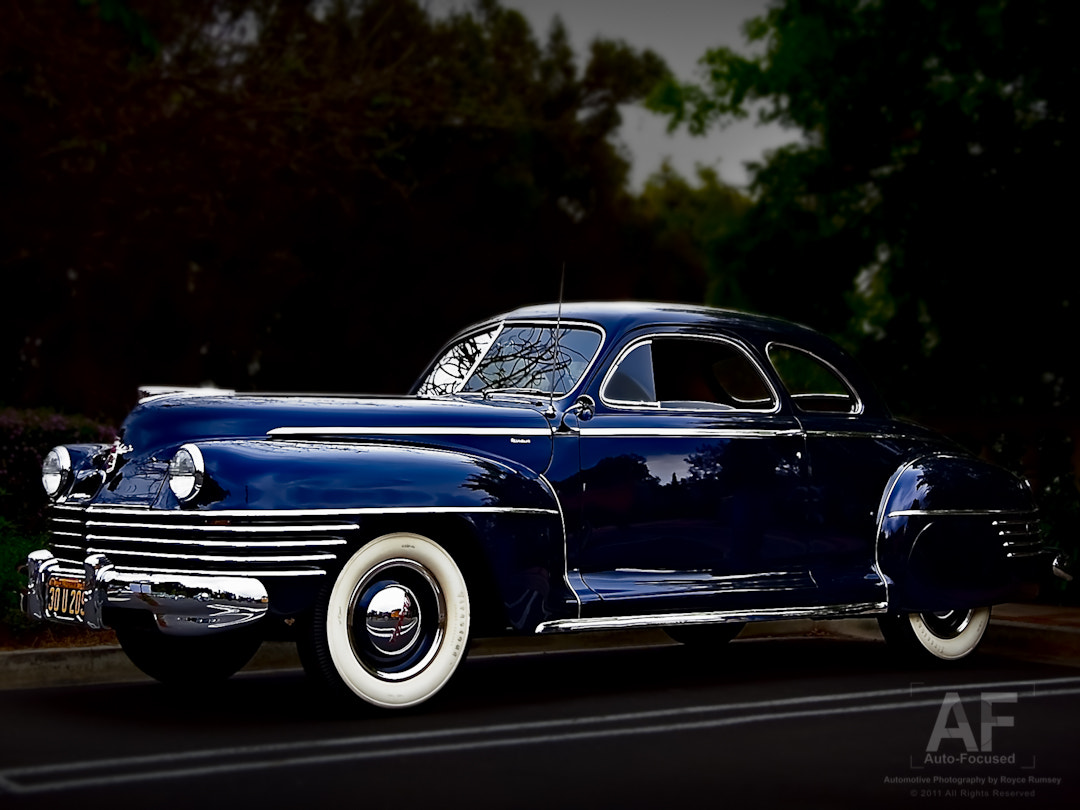 """Photograph Chrysler """"Businessman's Coupe"""" by Royce Rumsey on 500px"""