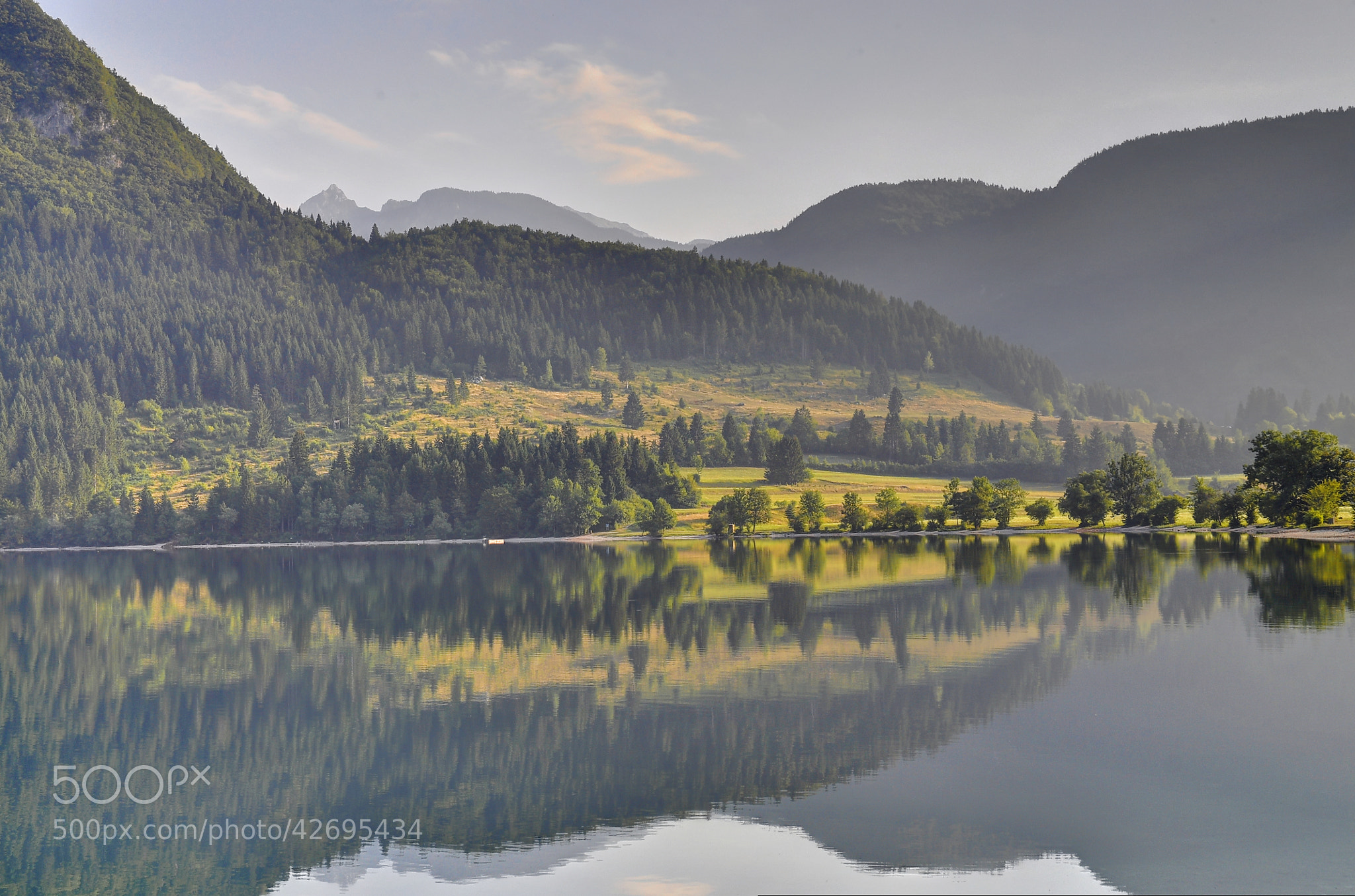 Photograph Bohinjsko jezero by Kenneth Gysting on 500px