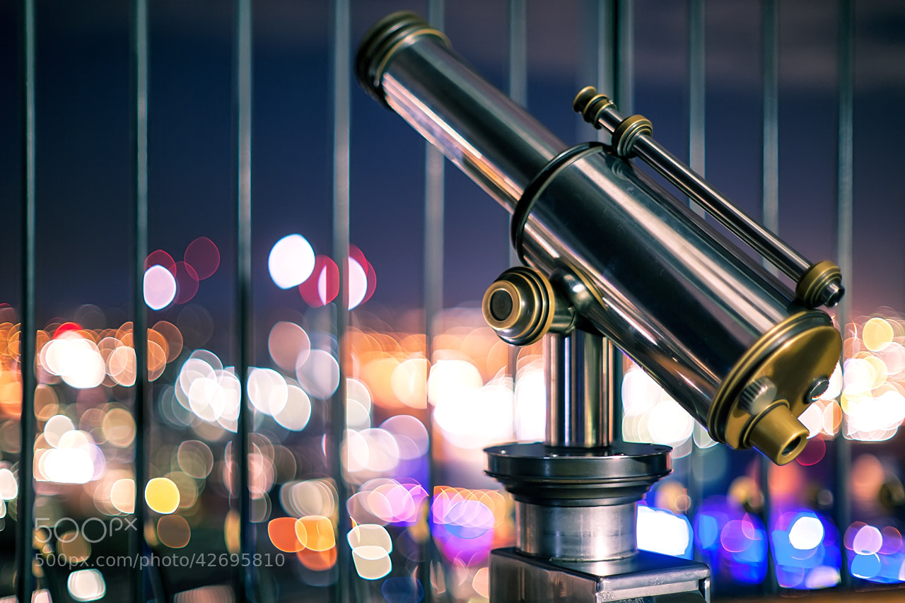 Photograph Big City Lights by Sebastian  Warneke  on 500px