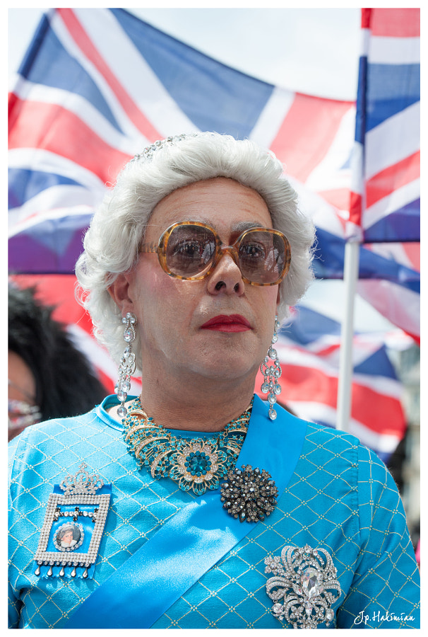 Gode save the Queen