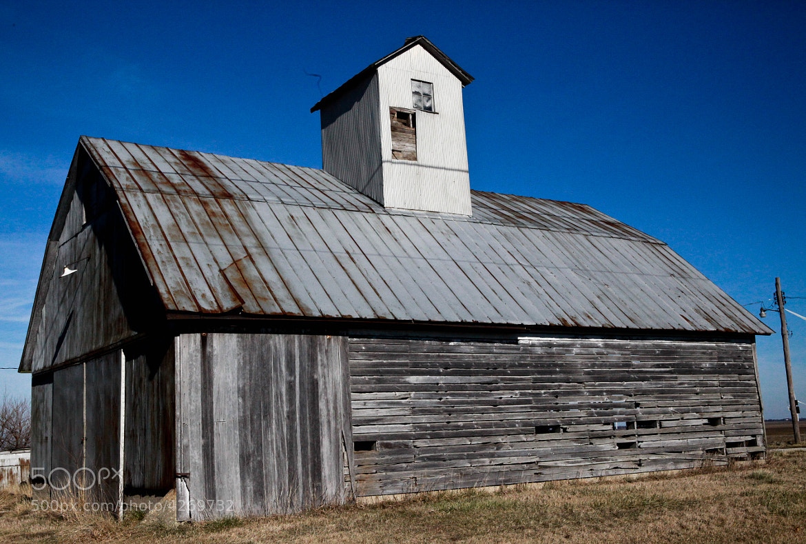Photograph Old barn by Jeffrey Anton on 500px