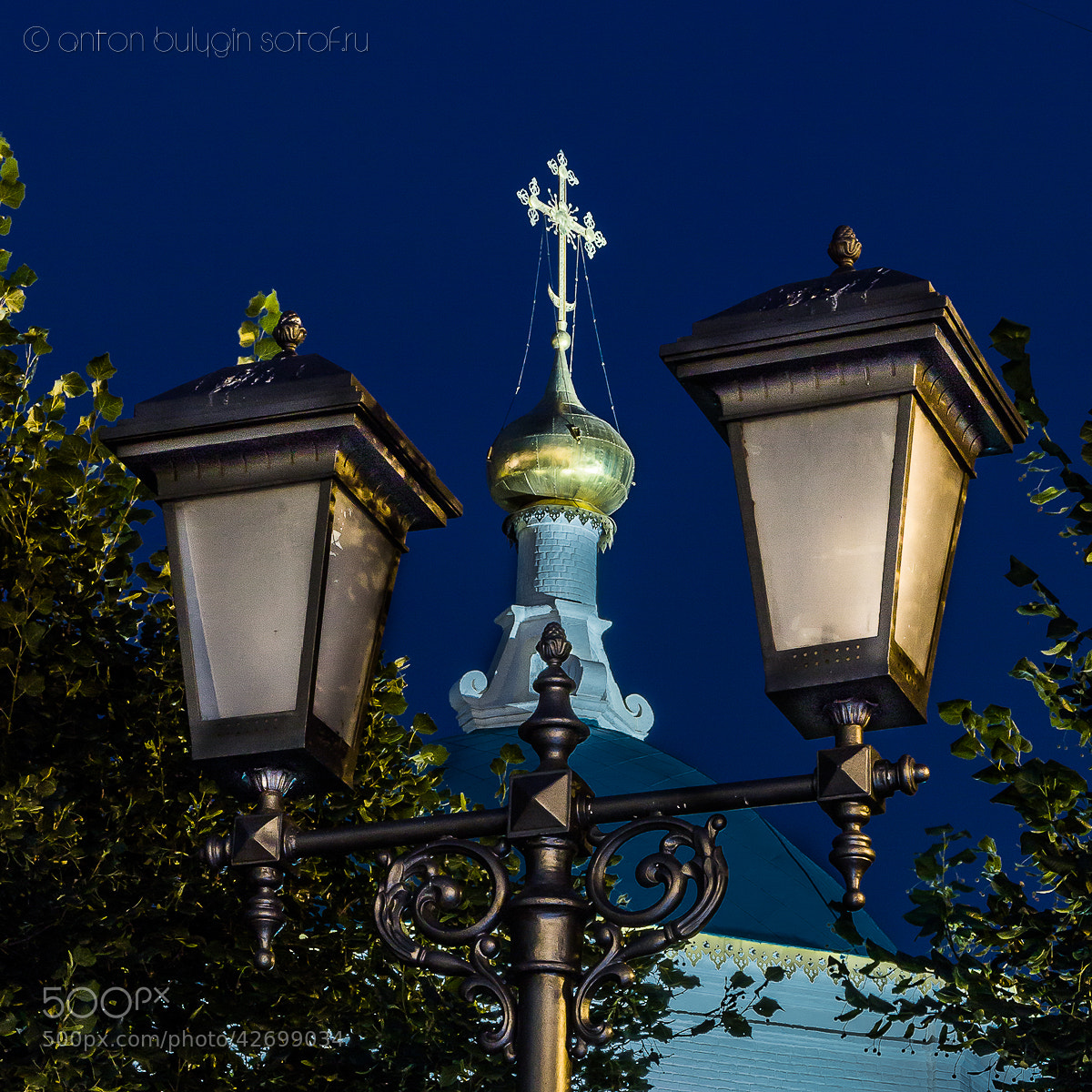Photograph evening lamp by Anton Bulygin on 500px