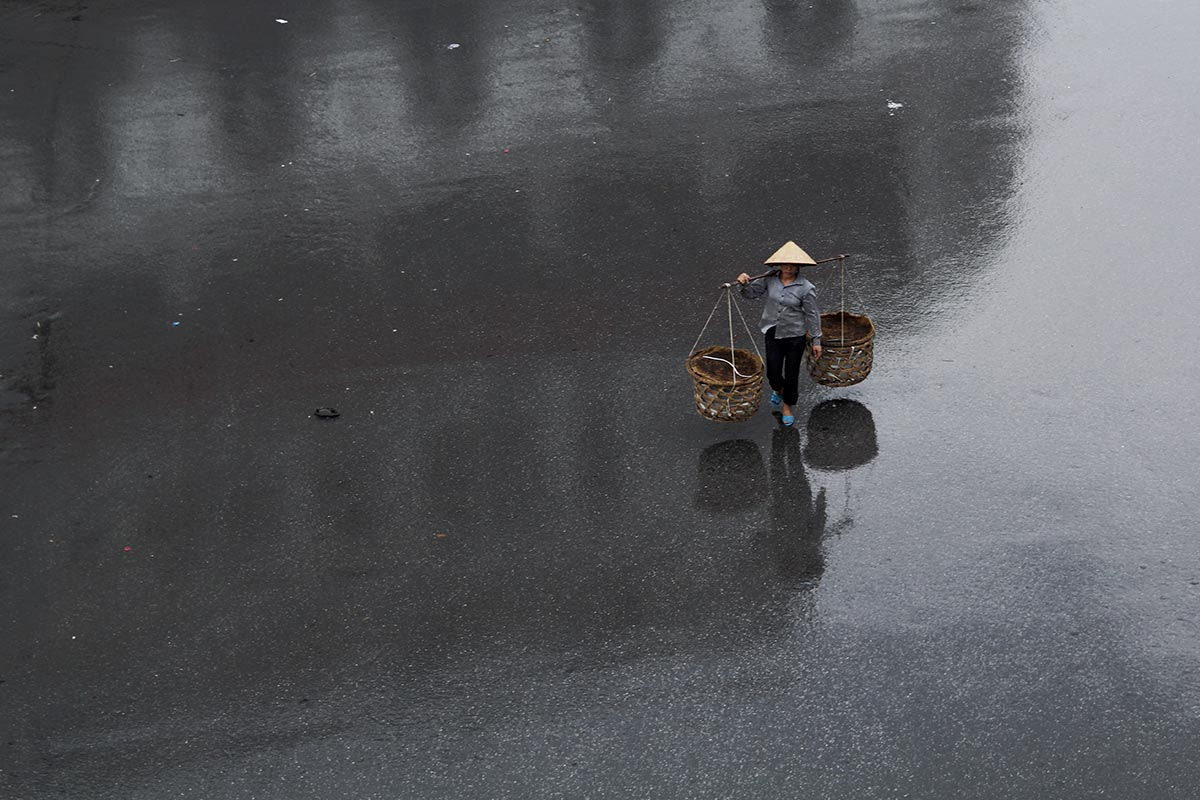 Photograph Woman & Rain by Tuan Nguyen Anh on 500px