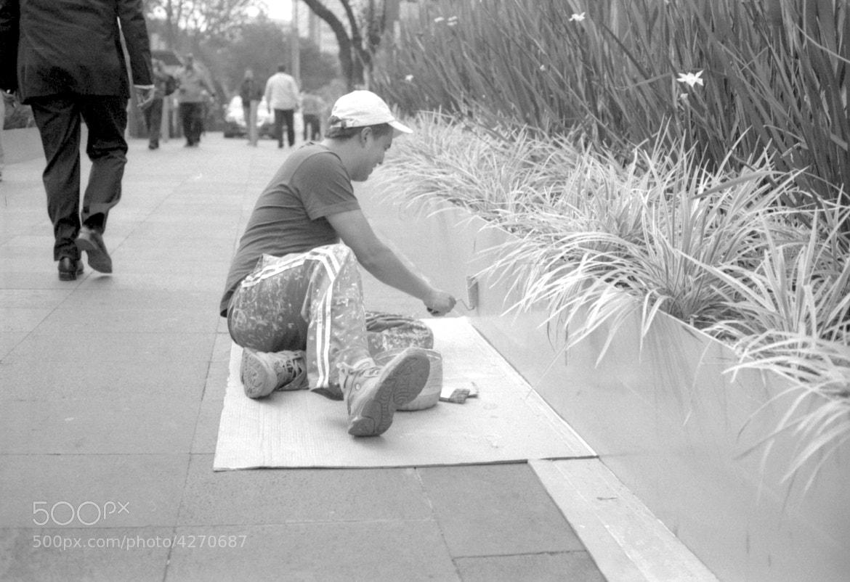 Photograph Painter by Gustavo Mondragon on 500px
