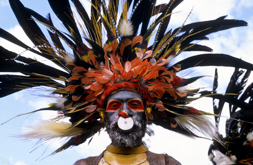 Photograph Warrior, Papua New Guinea by Amar Dev Singh on 500px