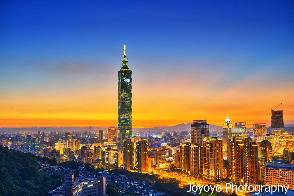 Photograph Taipie 101 by Yong-Cyuan Chen on 500px
