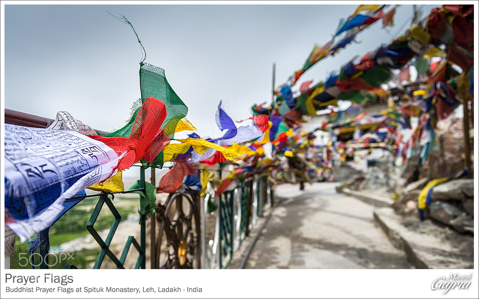 Photograph Prayer Flags by Manish Gajria on 500px