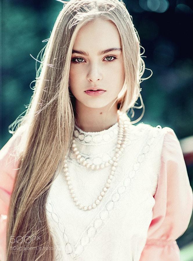 Valeriya by Сергей Шарков on 500px.com