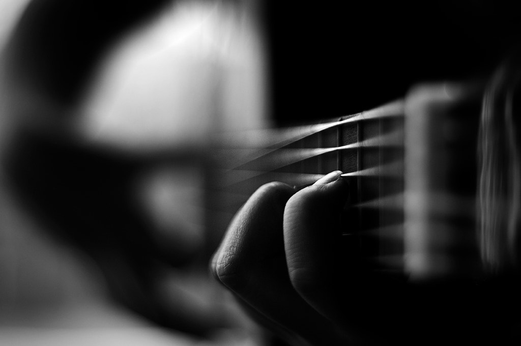 Photograph acoustic by David Mar Quinto on 500px