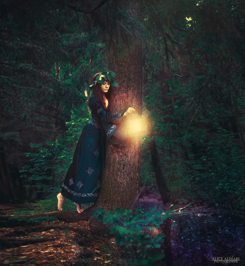 Photograph The mistress of the forest (By Alice Alinari) by Alice Alinari on 500px