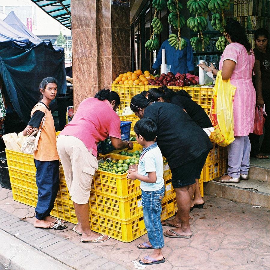 At Klang, Selangor, Malaysia.