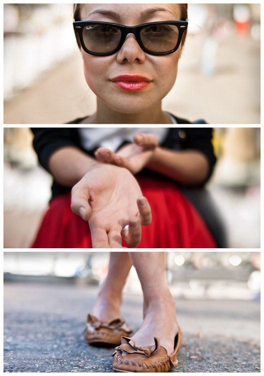Photograph Triptychs of Strangers #22, The Ageless Sunday Lady by Adde Adesokan on 500px