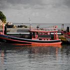 Haad Rin harbor. Koh Phangan, Thailand