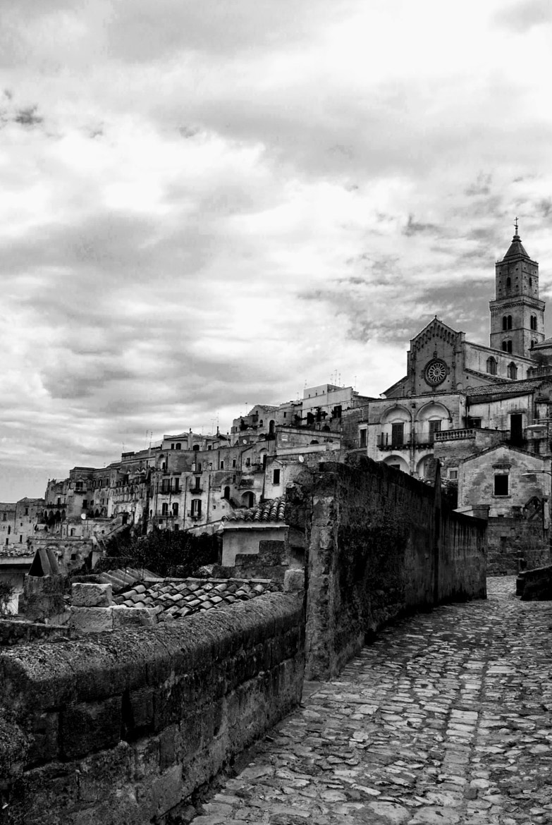 Photograph Matera, the forgotten town by Stelios Chrysanthopoulos on 500px