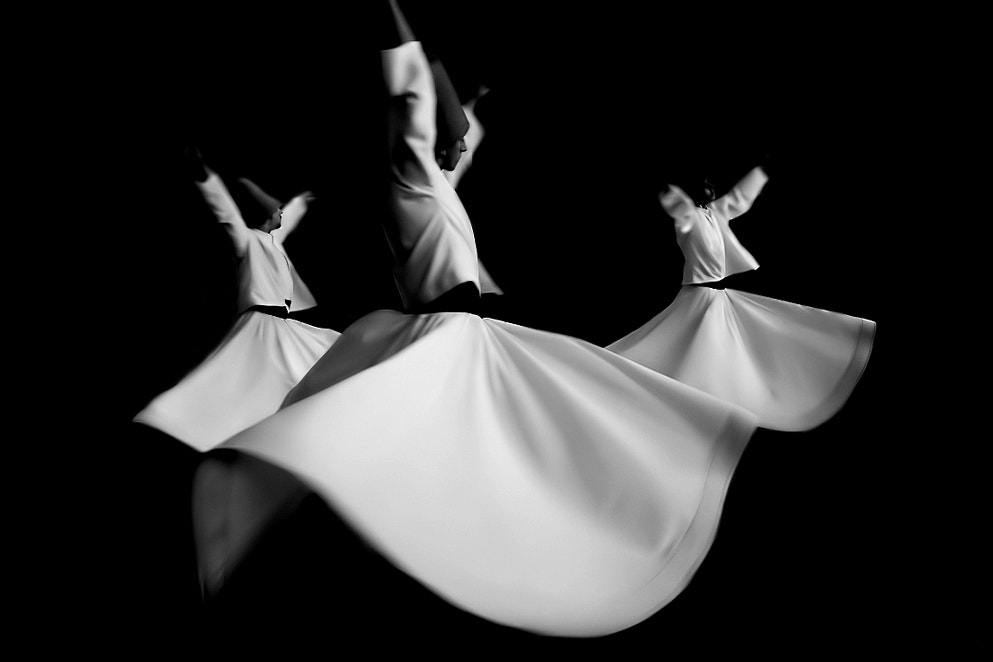 Photograph whirling derwish by mustafa nazif duran on 500px