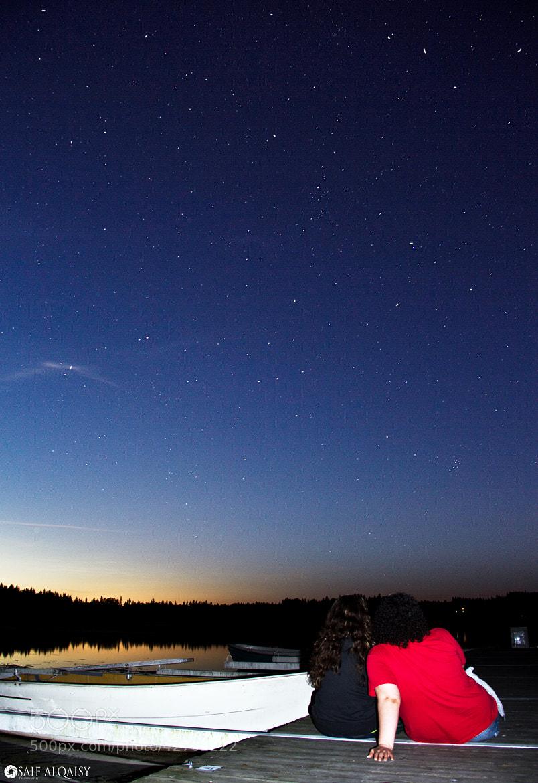 Photograph star and dreams by SaIf AlQaisy on 500px