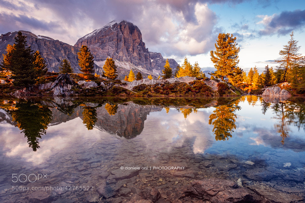 Photograph Tofana of Rozes by Daniele Orsi on 500px