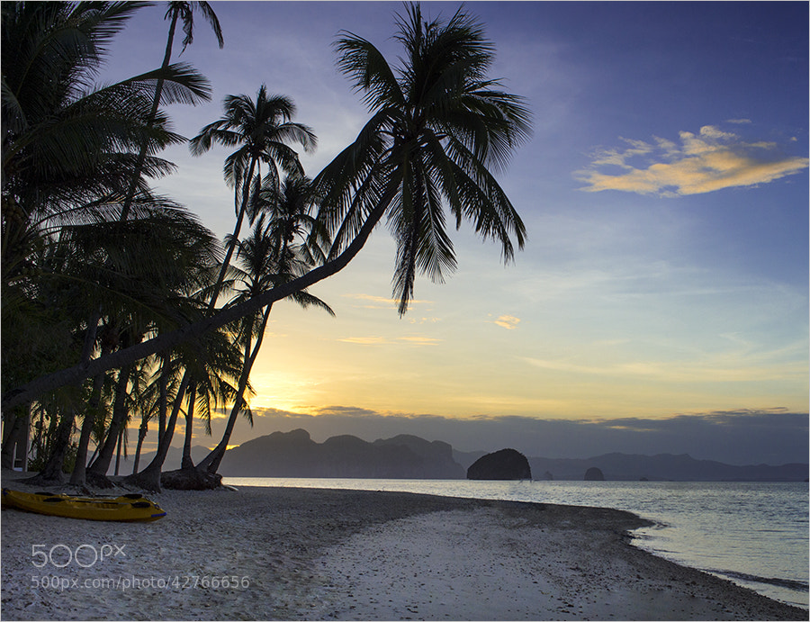 Photograph el nido by val guzman on 500px