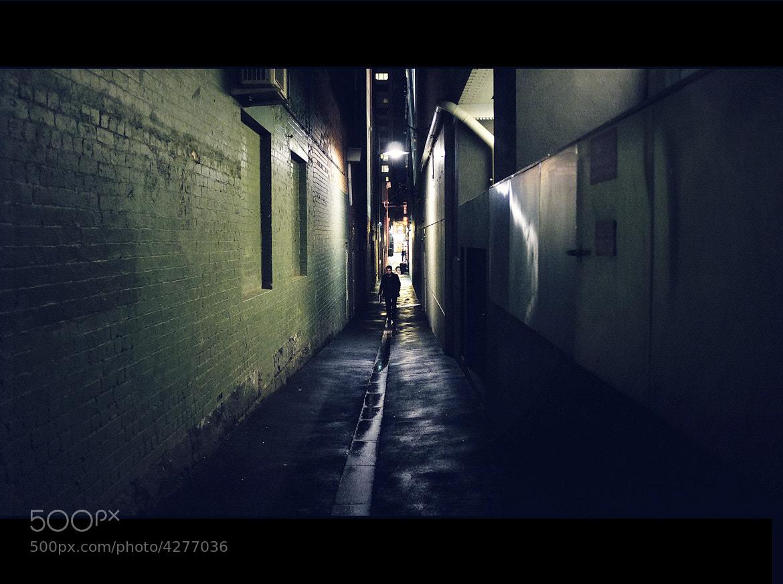 Photograph One lane - one man by Thai Hoa Pham on 500px