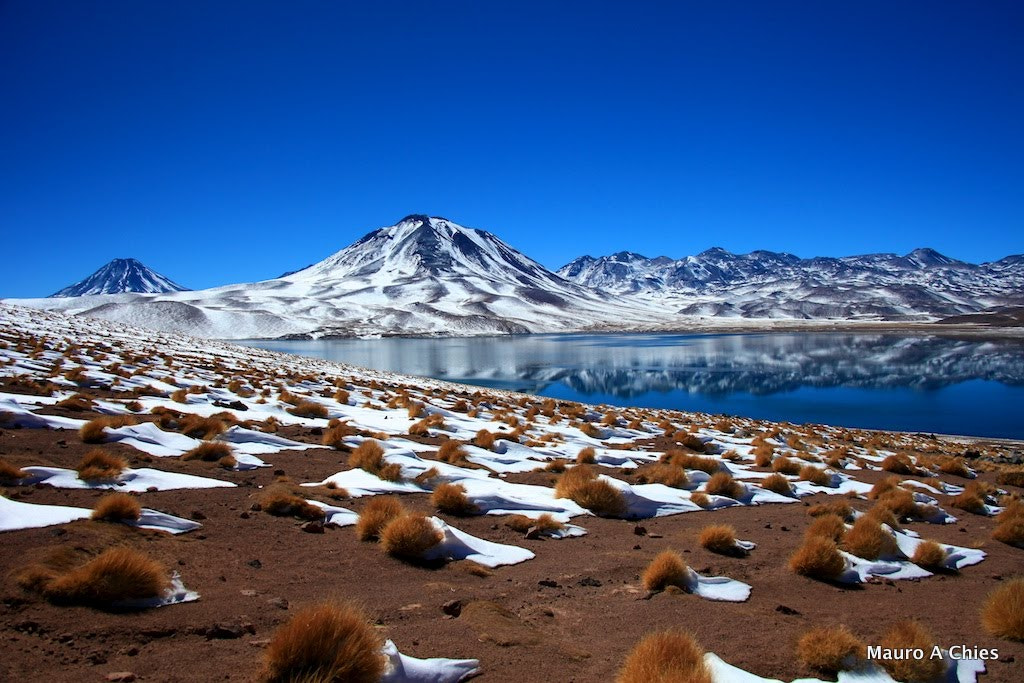 Photograph The desert, the Wind and the Snow by Mauro Antonio Chies on 500px