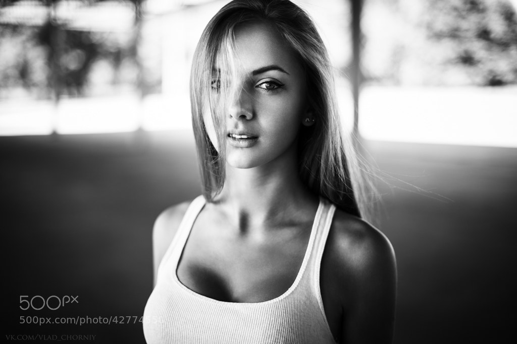 Photograph Olya by Vlad Chorniy on 500px