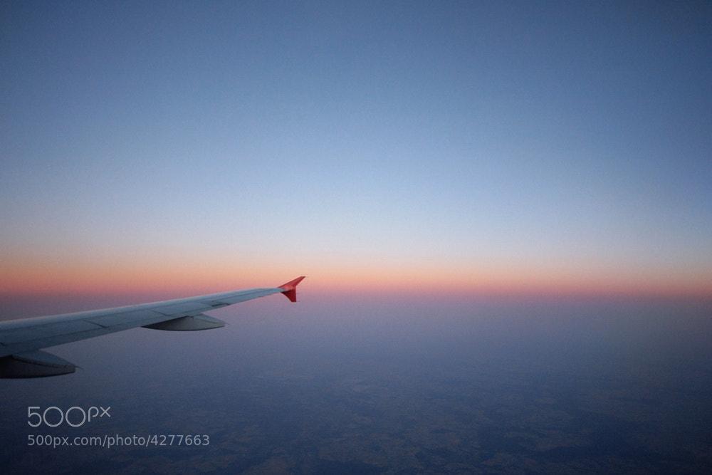 Photograph plane by Dara Pilyugina on 500px