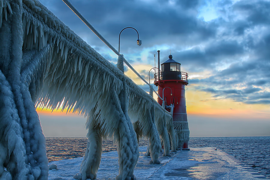 Photograph Ice Beast by Charles Anderson on 500px