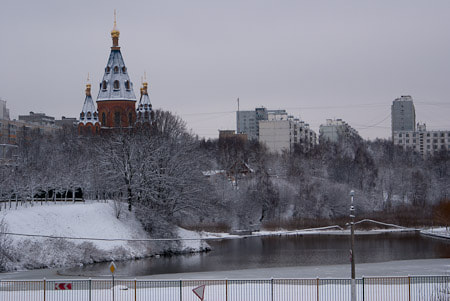 Photograph Cold Russian day by michael massaro on 500px