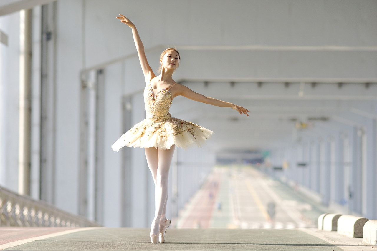 Photograph Ballerina on the steet_3 by YoungGeun Kim on 500px