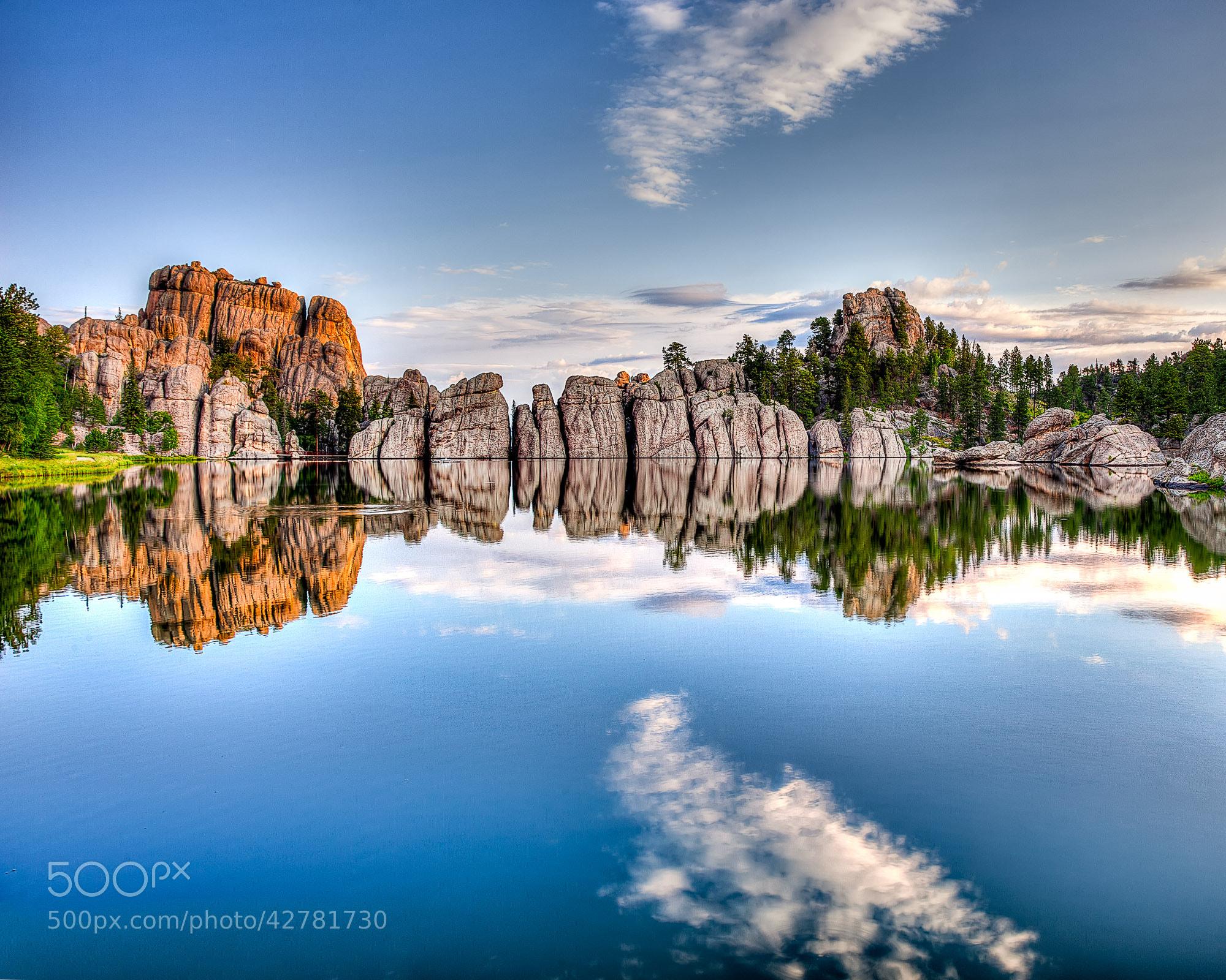 Photograph Sylvan Lake by David Wynia on 500px