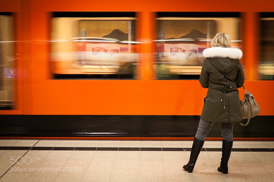 Photograph Waiting by Iiro  Rautiainen on 500px
