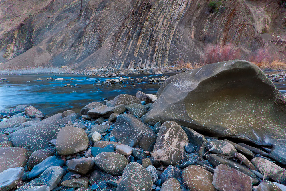 Photograph Geology lesson along Cache Creek by Kevin English on 500px