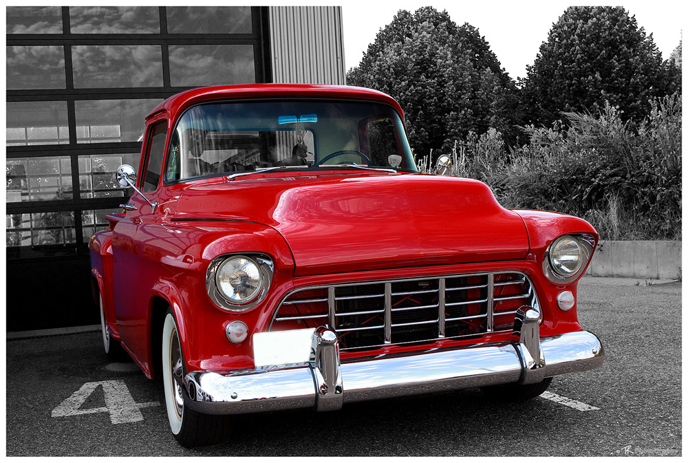 Photograph Chevy by Tobi K on 500px